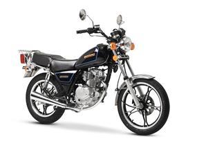 Suzuki GN125 2020