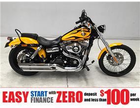 Harley Davidson Wideglide 2011