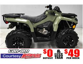 Can-Am Outlander Pro 2016