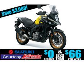 Suzuki DL650X 2018