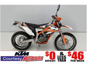 KTM Freeride 350 2012