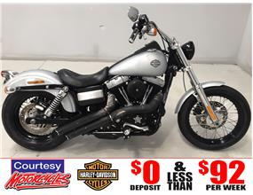 Harley Davidson Street Bob 2011