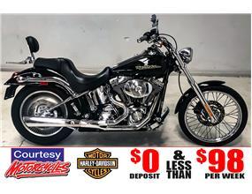 Harley Davidson Deuce FXST 2003
