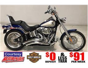 Harley Davidson Softail Custom 2007