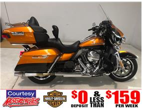Harley Davidson Ultra Limited Touring 16 2016