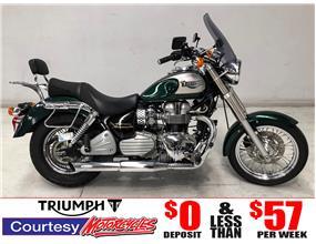 Triumph America 2005