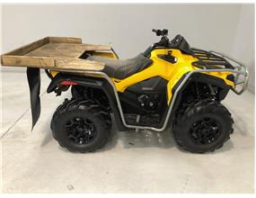Can-Am Outlander Pro 2017