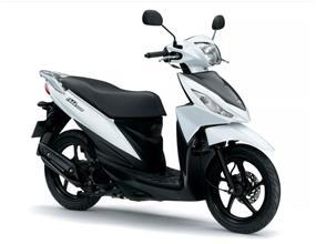 Suzuki UK110 2020