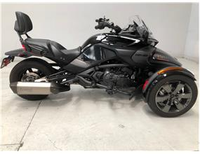 Can-Am Spyder Roadster F3 2016