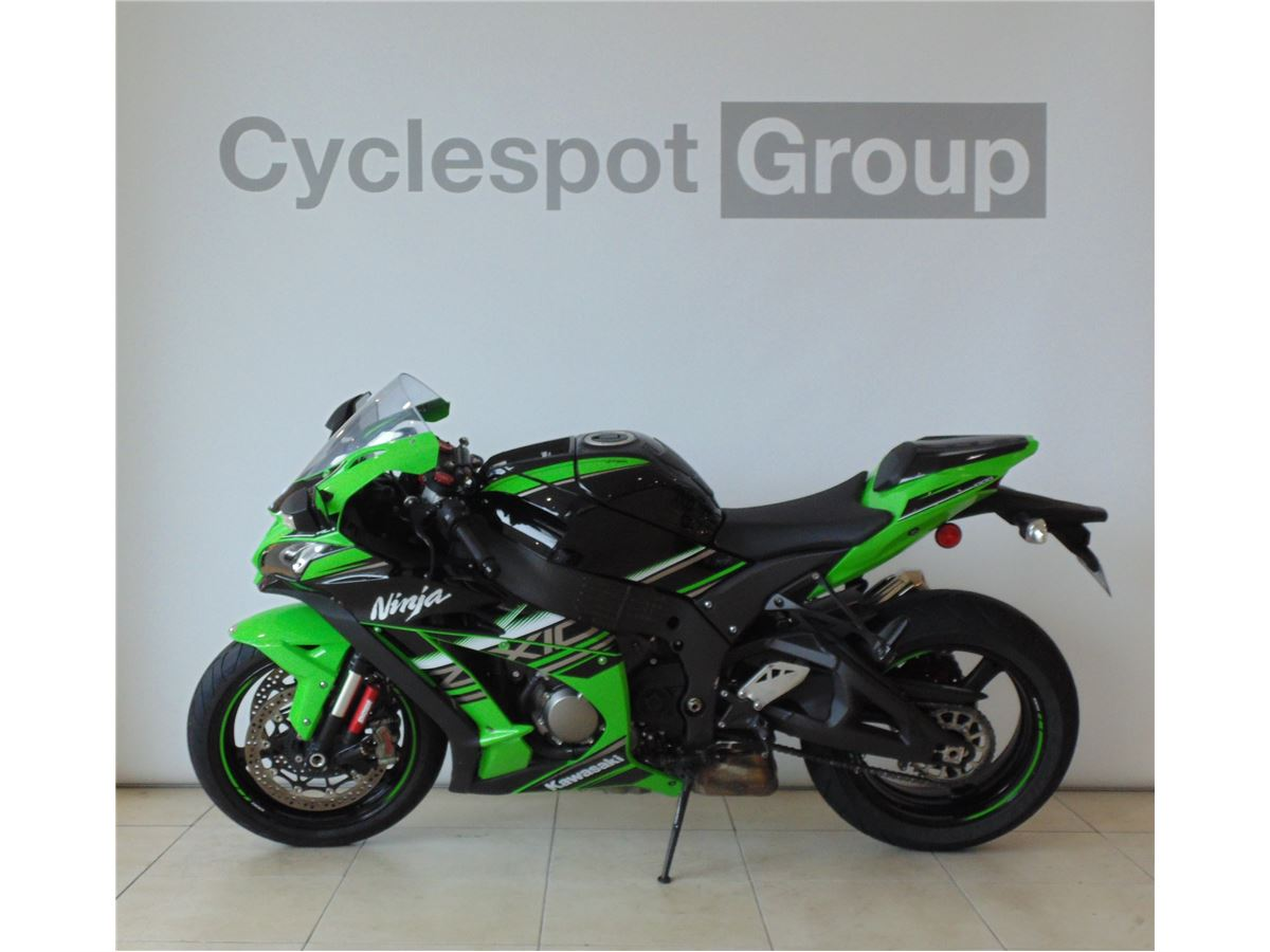 Kawasaki Zx10r Current Superbike 2016 Cyclespot New And Used