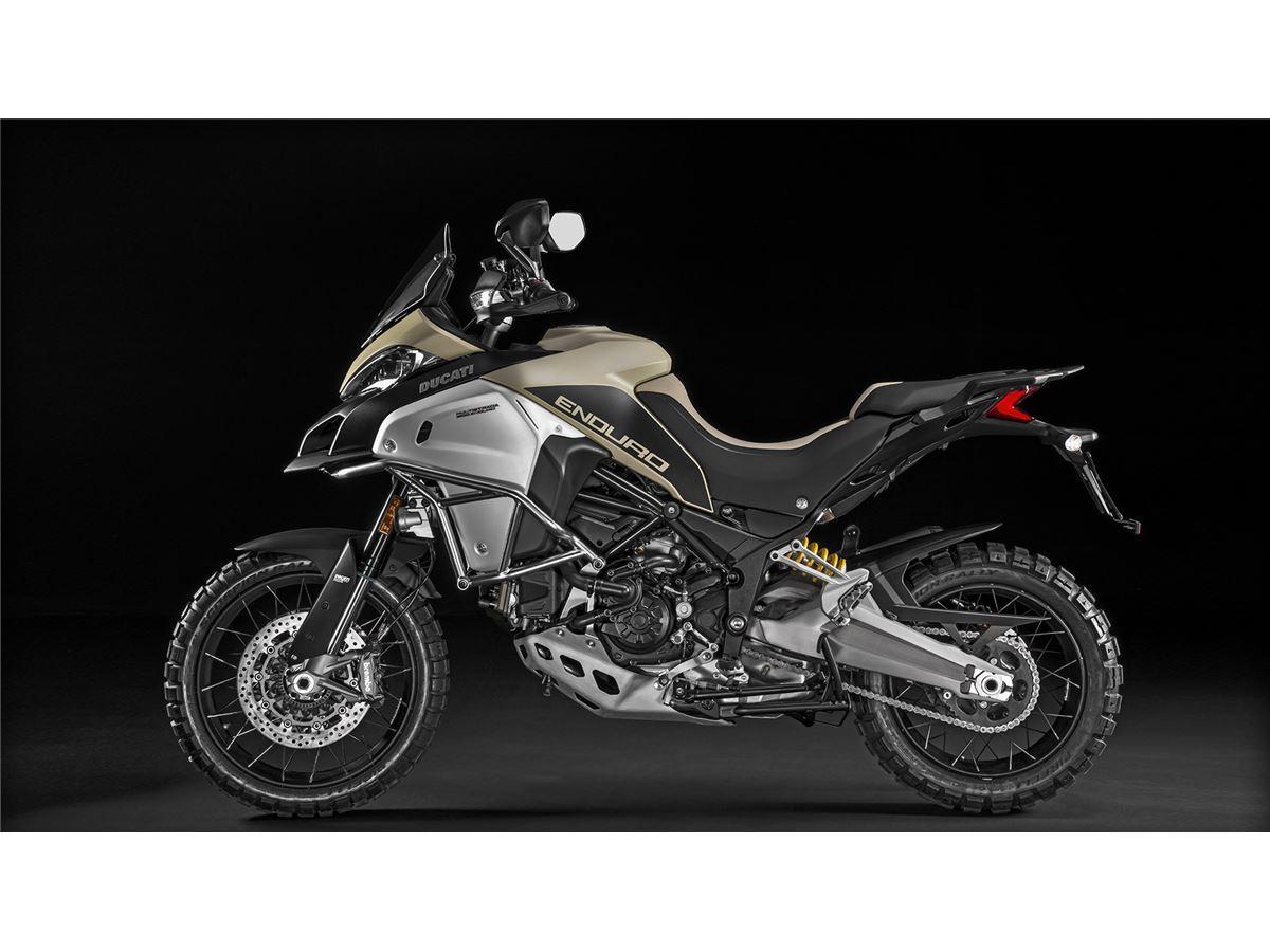 ... Ducati Multistrada 1200 Enduro Pro 2018 ...