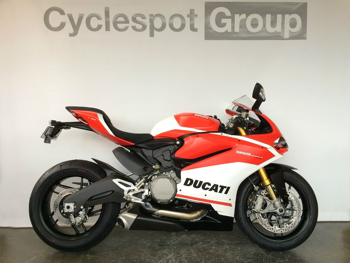 Ducati Panigale 959 Corse 2019 Cyclespot New And Used Yamaha