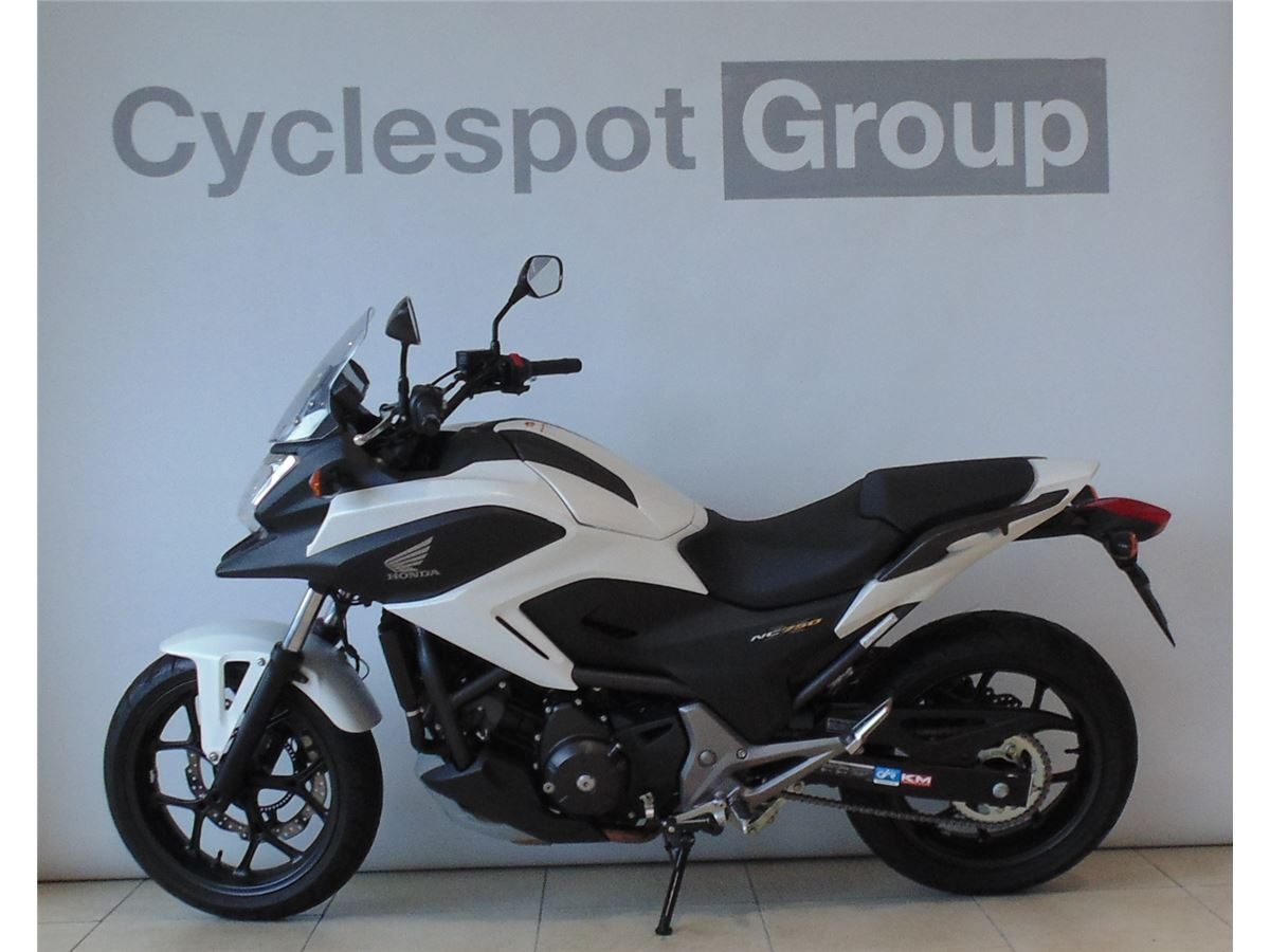 Honda Nc 750x Abs Model Low Kms 2015 Cyclespot New And