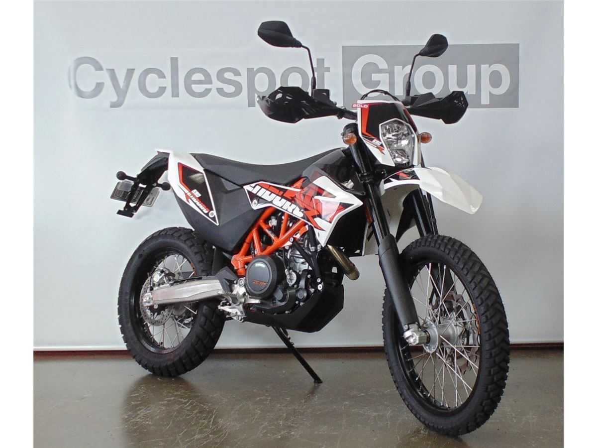 KTM 690 Enduro **Enduro R 690** 2018 - Cyclespot - New and