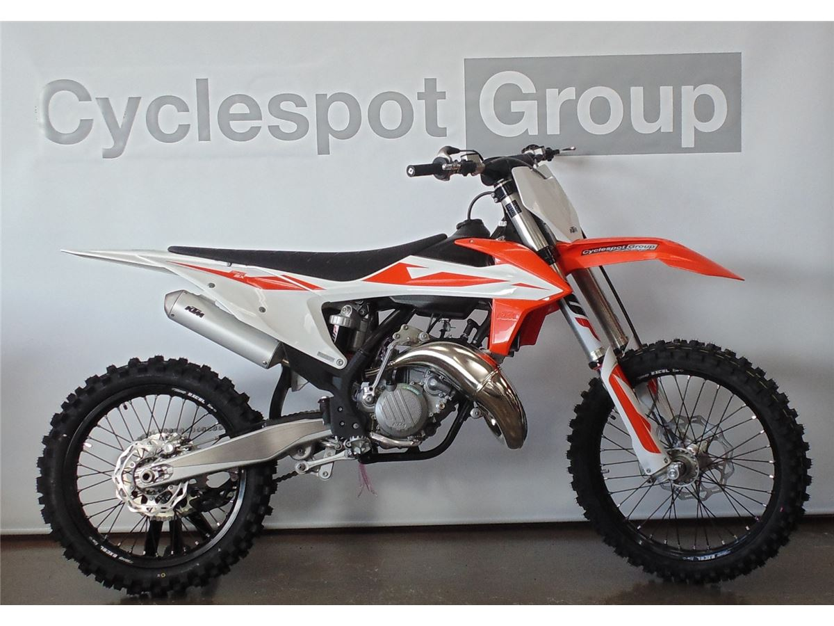 Ktm 125sx New 2019 125 Sx 2019 Cyclespot New And Used