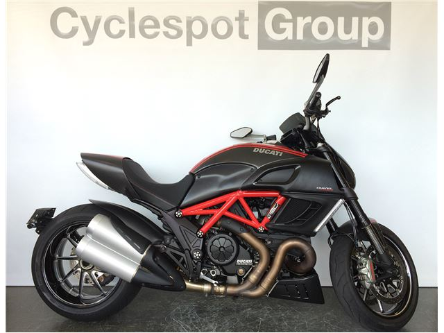 Ducati Diavel X Diavel S 2018 Cyclespot New And Used Yamaha Bmw