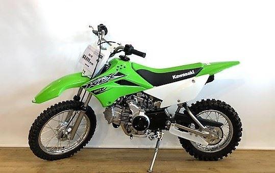 Kawasaki KLX110 2019 - Cyclespot - New and Used Yamaha, BMW
