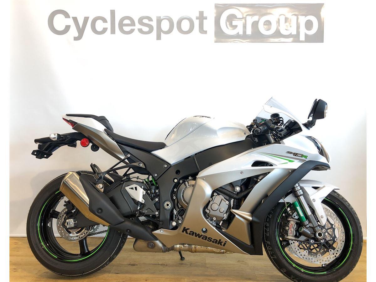 Kawasaki Zx10r Abs 2017 Cyclespot New And Used Yamaha Bmw Ktm