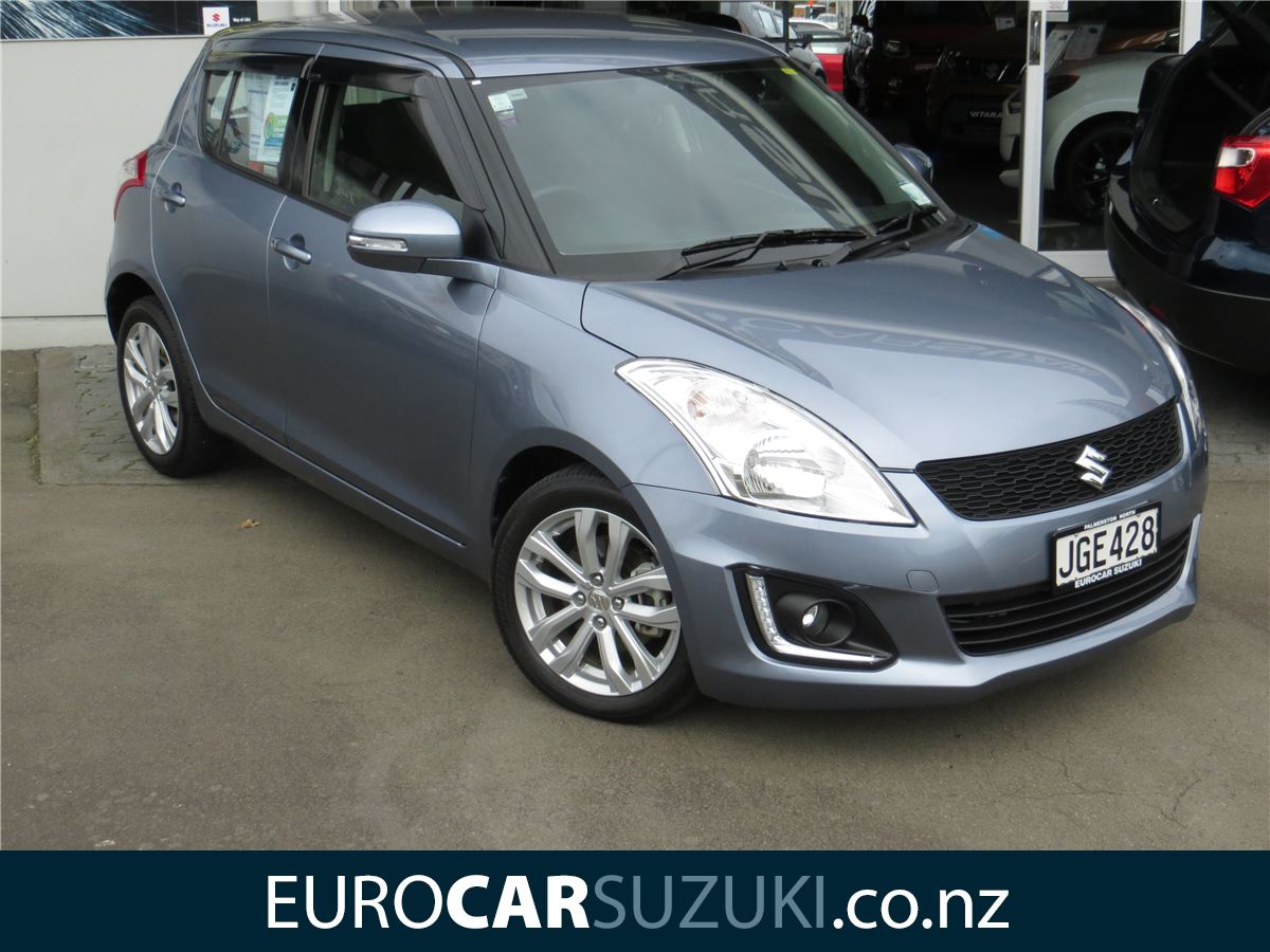 Suzuki Swift Rsx Gps Bt Camera Nz New 2015 Motoring Network New