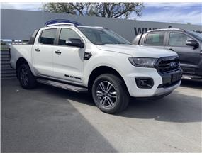 Ford Ranger WILDTRAK 3.2L 4X4 6A 2021