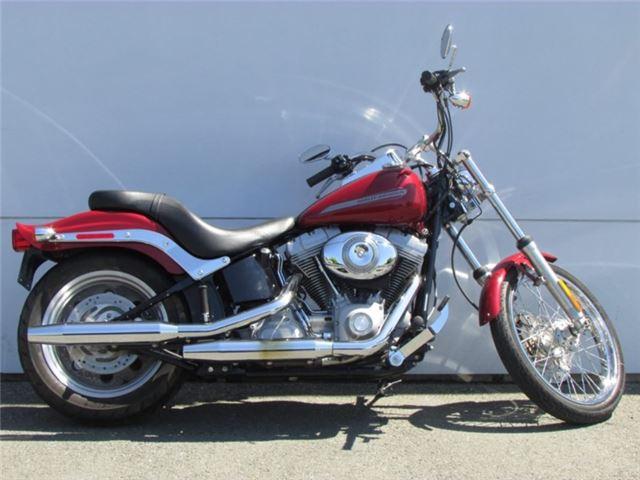Harley Davidson Softail Standard FXST Renovation Sale 2007