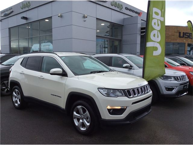 Jeep Compass Longitude 2019 Motoring Network New Zealand S Latest In Kiwi Centric Motoring News Reviews And Advice Website