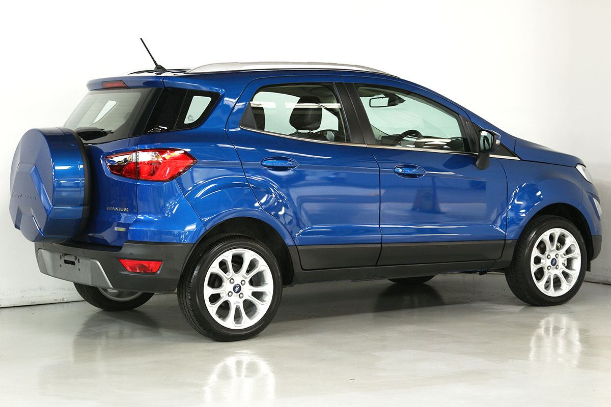 ford ecosport 2019 used fords for sale in new zealand. Black Bedroom Furniture Sets. Home Design Ideas