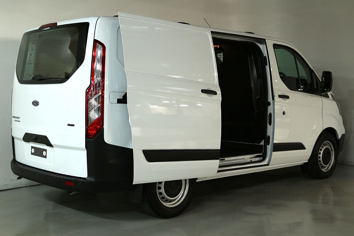 Ford Transit 2019 Used Fords For Sale In New Zealand