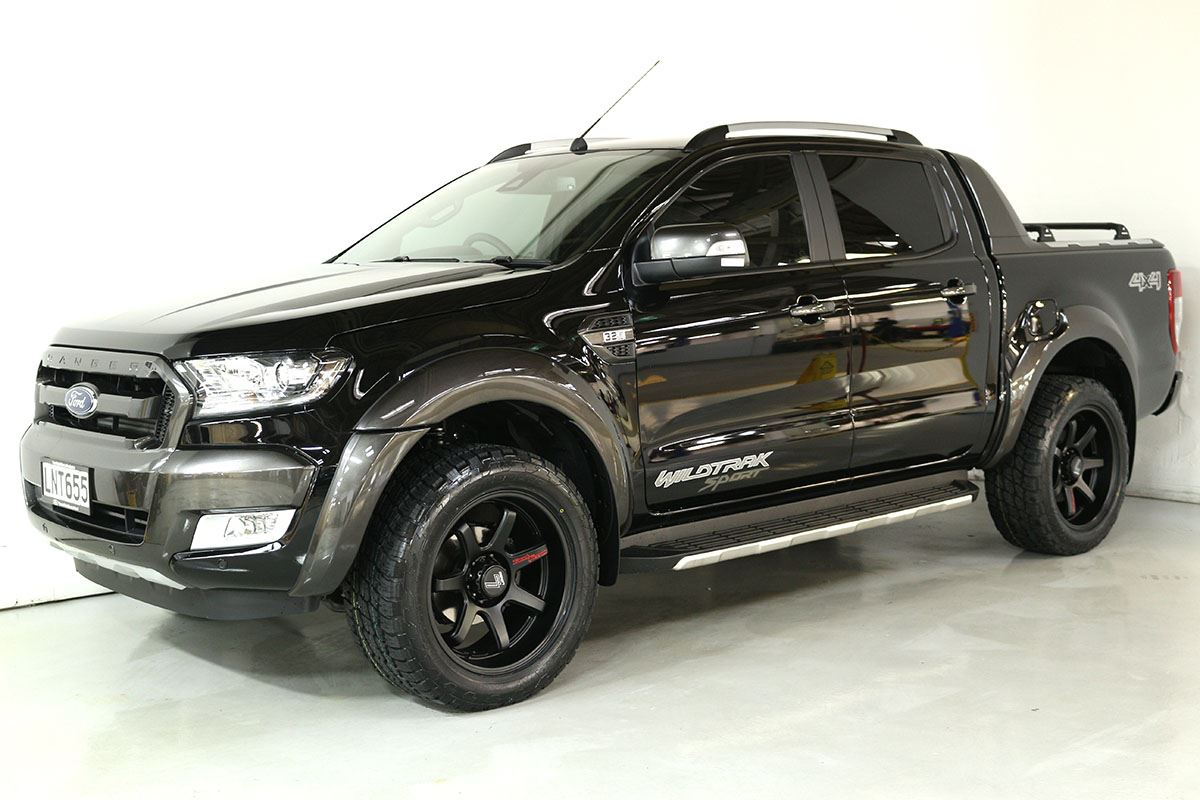 team hutchinson ford ford ranger wildtrak 4x4 sport 2018. Black Bedroom Furniture Sets. Home Design Ideas