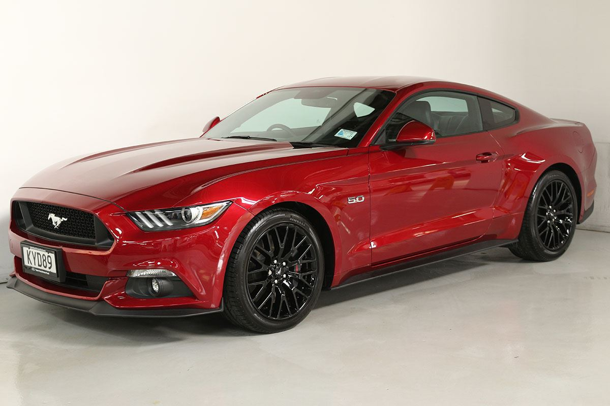 Ford mustang 5 0l fastback gt auto 2017 ford mustang mustang parts cars for sale upgrades ford performance roush products new zealand