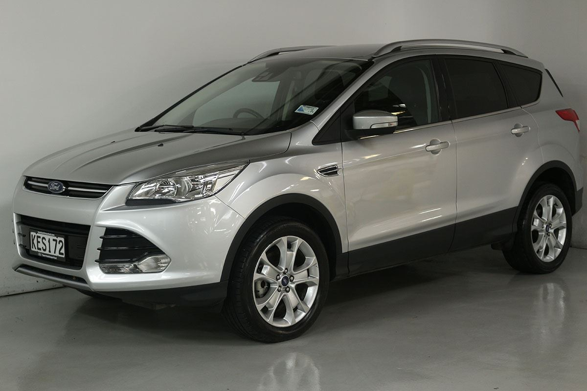 ford kuga 2015 used fords for sale in new zealand. Black Bedroom Furniture Sets. Home Design Ideas