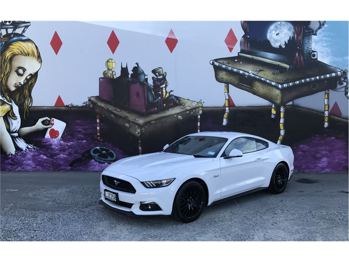 Team hutchinson ford ford mustang 5 0l fastback gt auto 2018