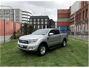 manual ford ranger 2018