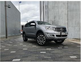 Ford Everest Titanium 2.0L Bi Turbo 2019