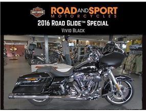 Harley Davidson FLTRXS Road Glide Special 2016