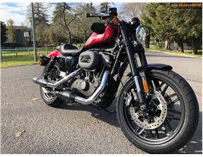 Harley Davidson Sportster Roadster 2017