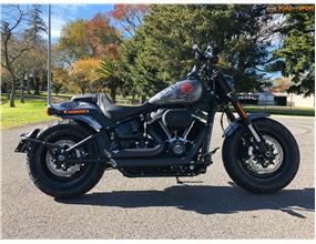Harley Davidson Fat Bob 114 2018