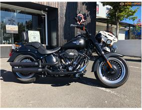 Harley Davidson Fatboy 2017