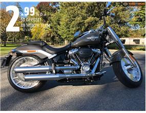 Harley Davidson Fatboy 114 2018
