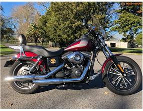 Harley Davidson Street Bob Special 2014