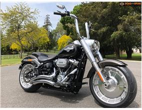 Harley Davidson Fatboy 114 - Custom 2020