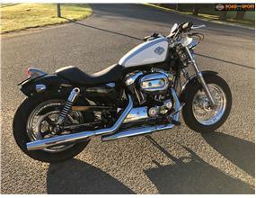 Harley Davidson 1200 Sportster Custom 2014
