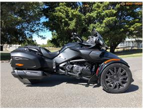 Can-Am Spyder Roadster F3-T 2018