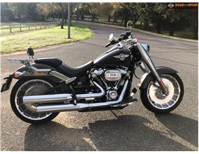 Harley Davidson Fatboy 114 2019
