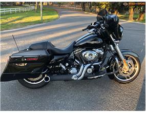 Harley Davidson FLHX Touring Street Glide 2012