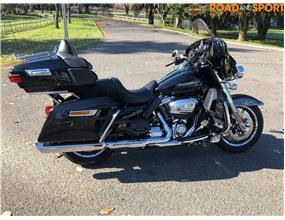 Harley Davidson FLHTK Ultra Limited 2019