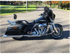 Harley Davidson FLHXS Street Glide 2015