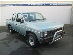 Nissan Navara D/CAB W/S 1998