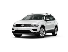 Volkswagen Tiguan Allspace TSI CL 2WD 2019