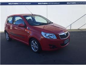 Holden Barina Manual NZ NEW 2010